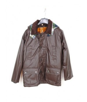 Parka, tipo Barbour